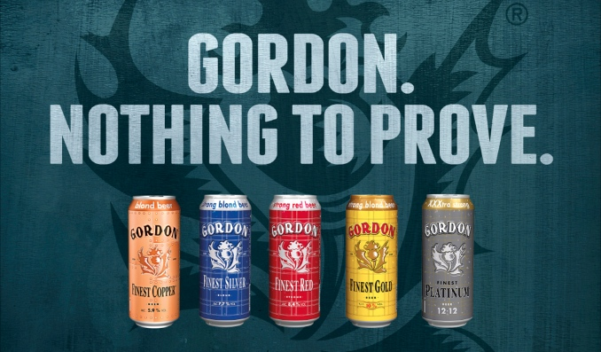 10/Gordon Finest Beers:
