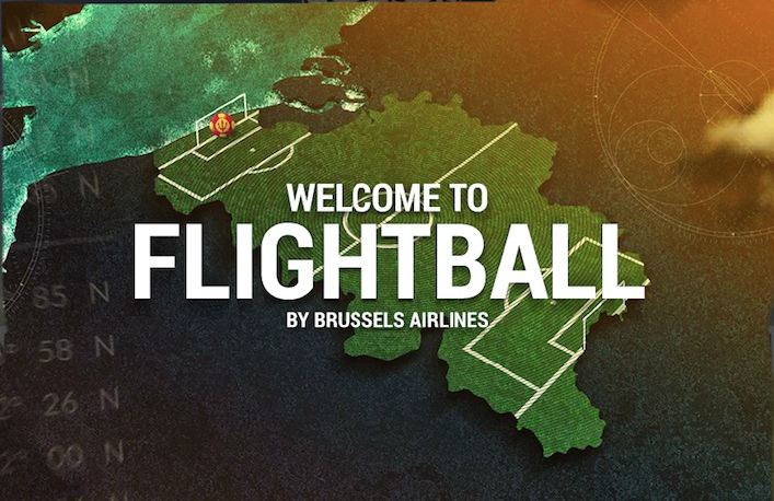 BBDO/Brussels Airlines: