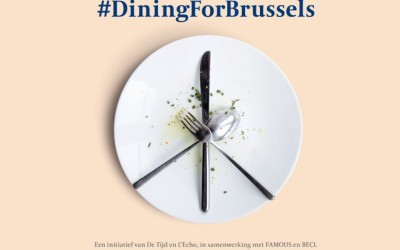 Iwein Vandevyver over 'Dining for Brussels':