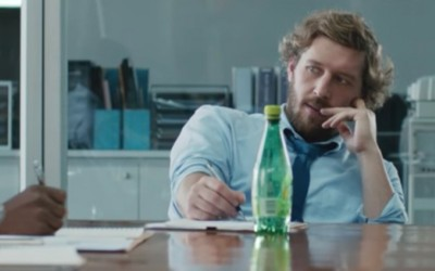 Perrier surprend les millennials