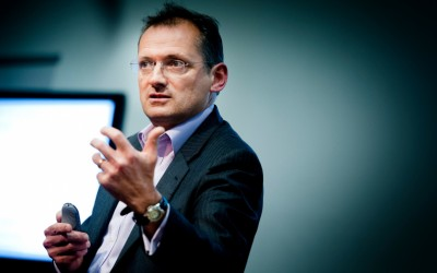 Meet & Read @ UBA Trends Day: Matthew Banks (Oracle)