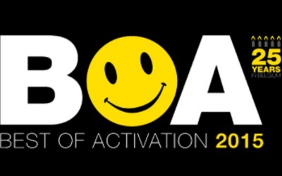 Best of Activation 2015 : de gouden cases