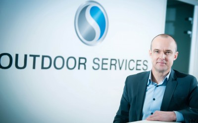 Columns vanop de straathoek: 20 jaar in het leven van een medium, door Pierre-Alain Turbang, managing director Outdoor Services