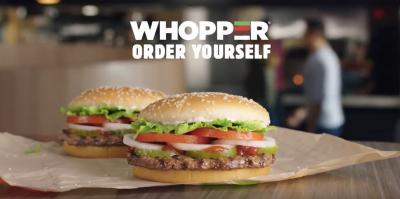 Burger King serveert drie advertenties bedacht door AI