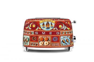 Quand Smeg et Dolce & Gabbana déclinent leur amour de la Sicile