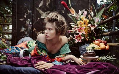 The Green Gallery : Dites-le avec des fleurs
