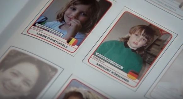 Leo Burnett/Missing Children Europe: