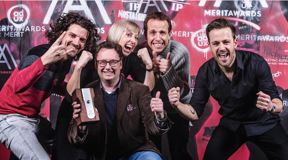 Merit Awards: Wunderman is Bureau van het jaar 2018