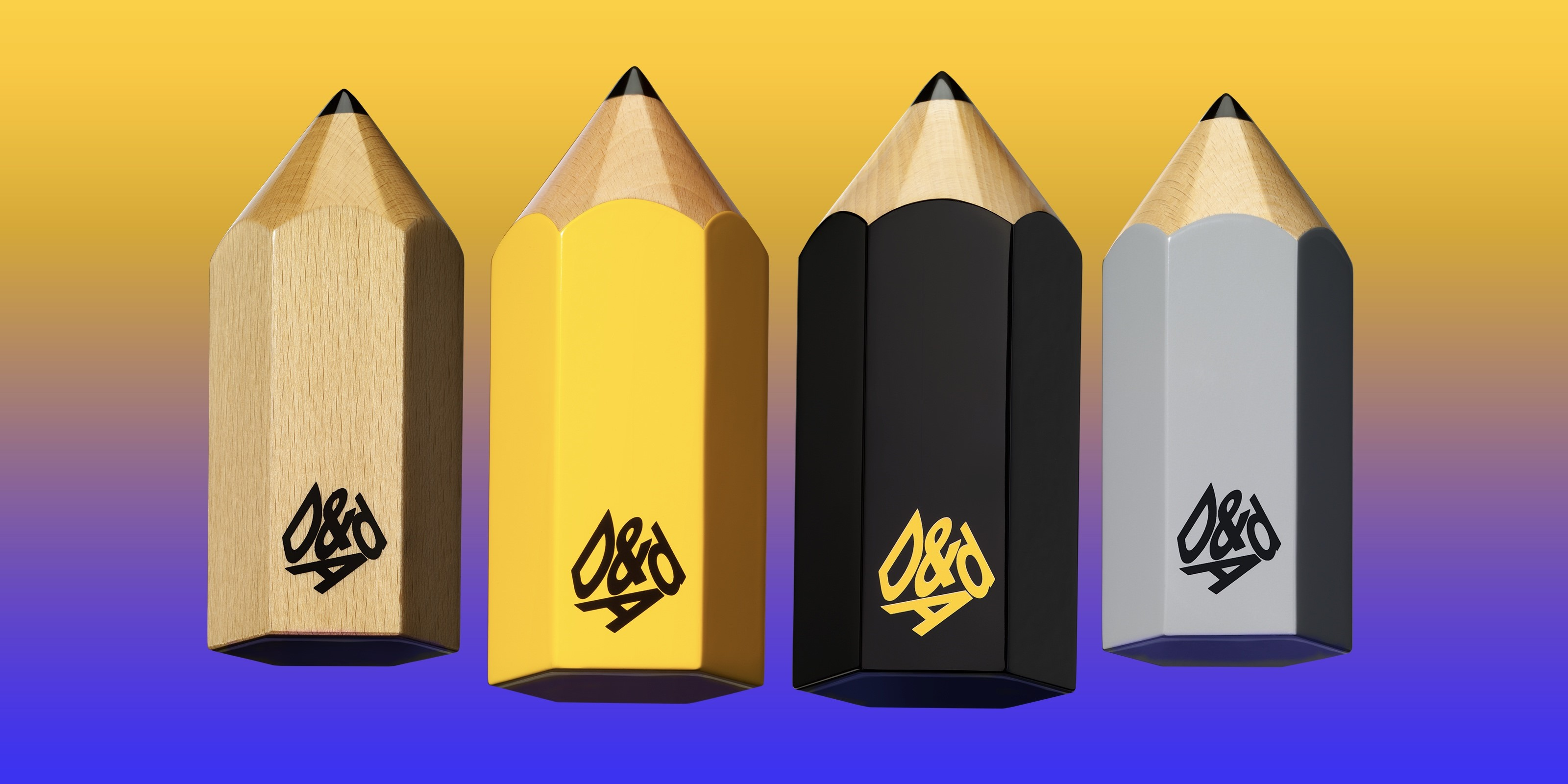 D&AD Awards: 11 Belgische Pencils?