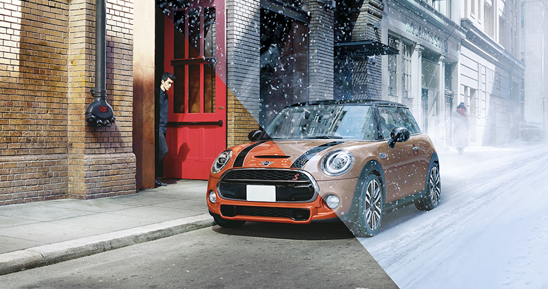Mini en pitch à l'international ?
