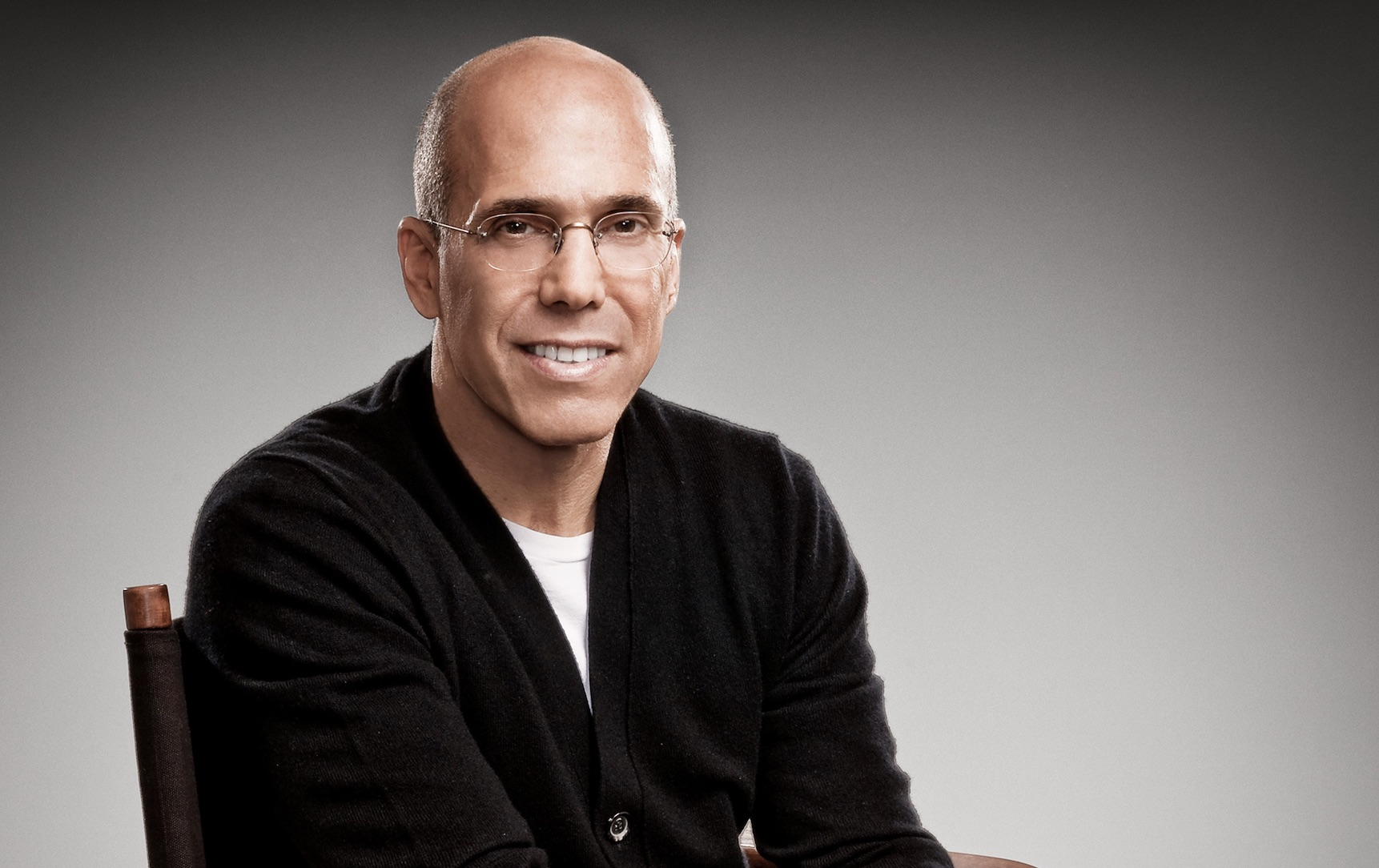 Jeffrey Katzenberg, Media Person of the Year aux Cannes Lions