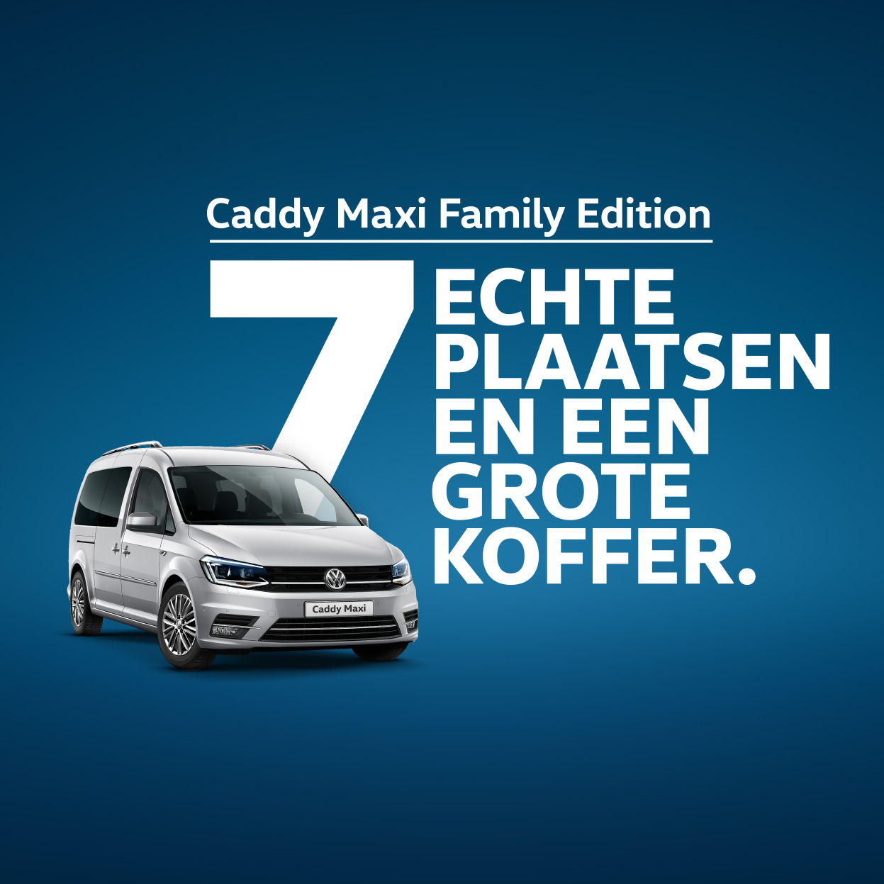 Advertising Campaign : Volkswagen Caddy: Easy, 1