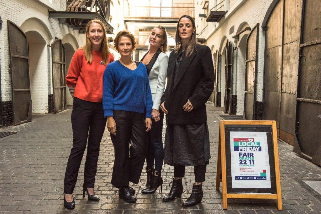 Anvers fait du shopping local