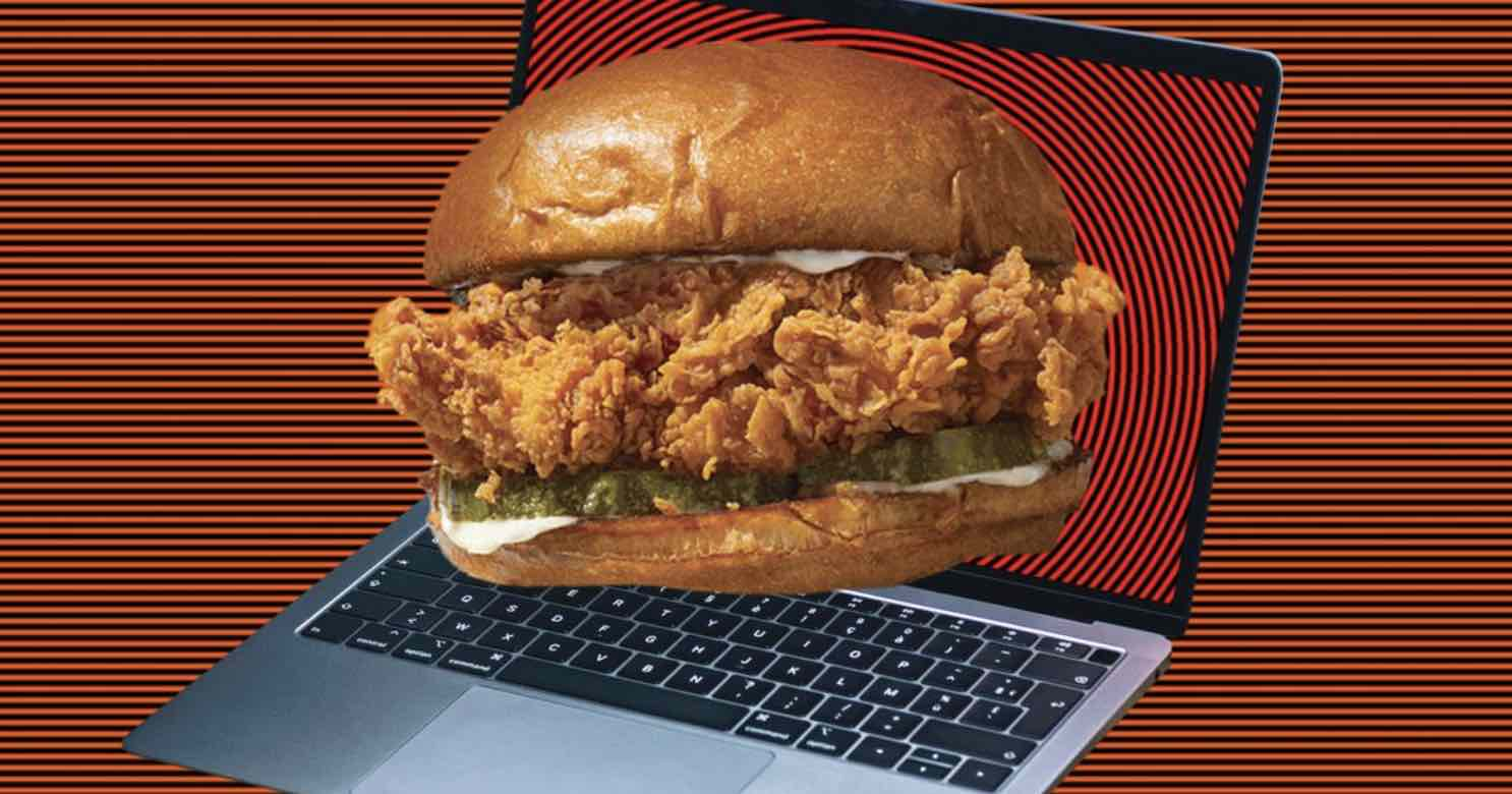 Popeyes trakteert op streaming