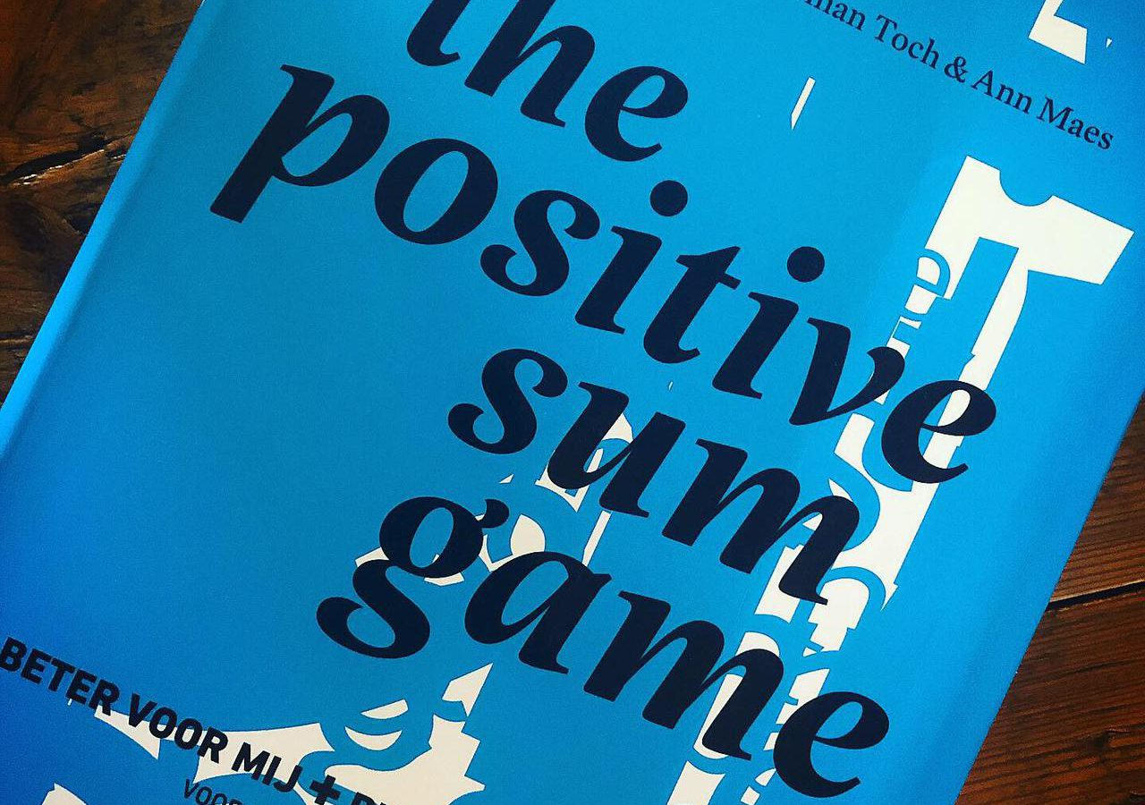 Brain Pills: 'The positive sum game', door Ann Maes & Herman Toch