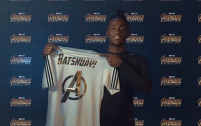 RMB presenteert FLASH met Batshuayi, Havas en Disney