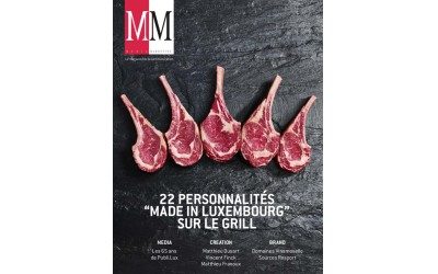 MM Luxembourg : premier magazine, BBQ et foot...