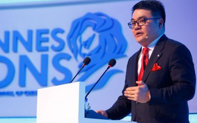 Sy Lau, Media Person of the Year op de Cannes Lions